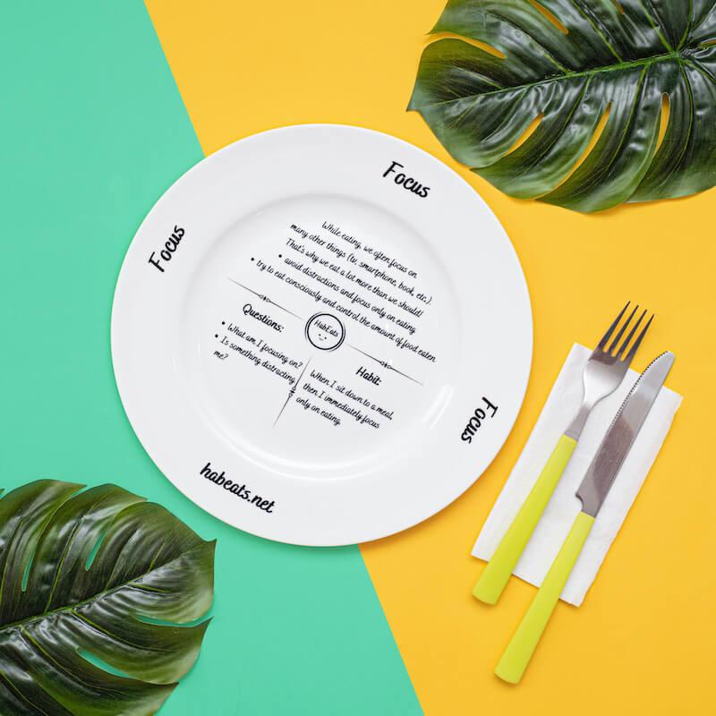 Focus plate HabEats